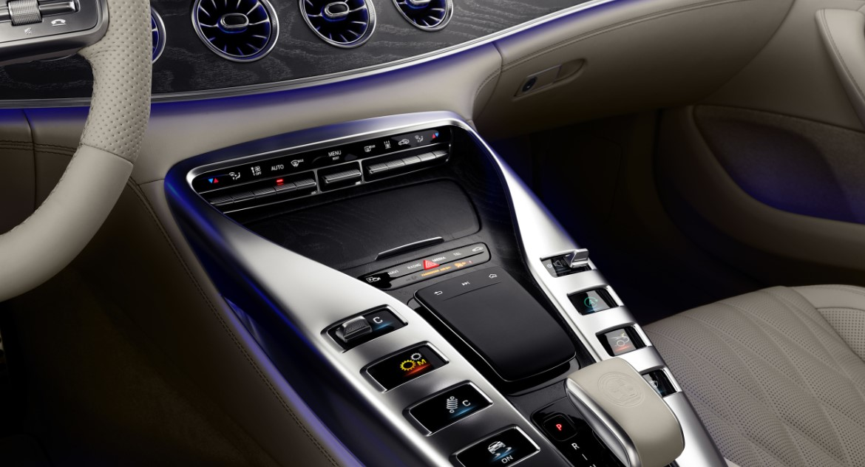 2021 Mercedes S Coupe Interior