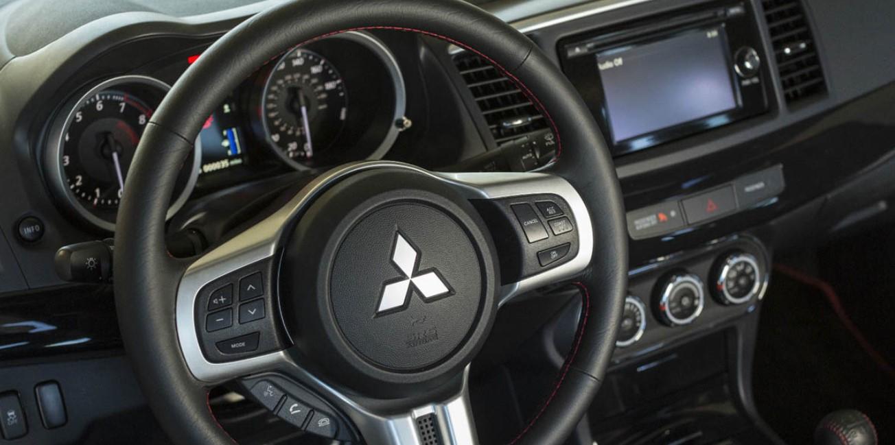 2021 Mitsubishi Evo Interior