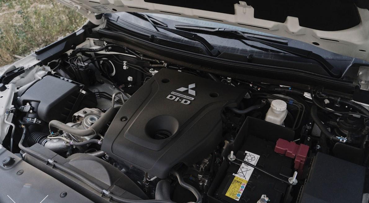 2021 Mitsubishi Montero Engine