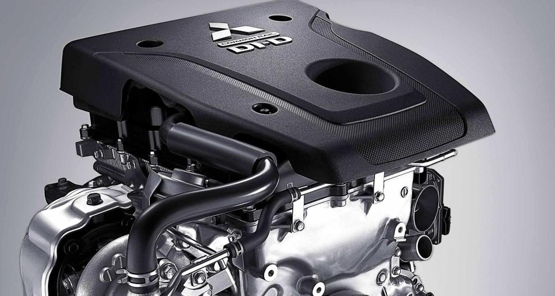 2021 Mitsubishi Triton Engine