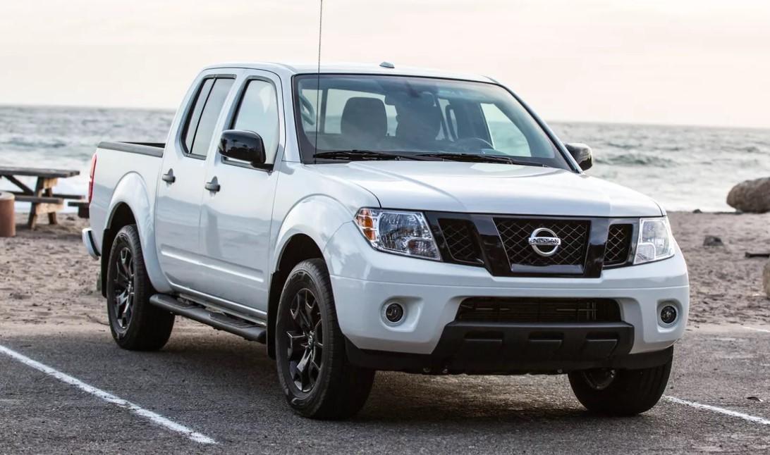 2021 Nissan Frontier Exterior