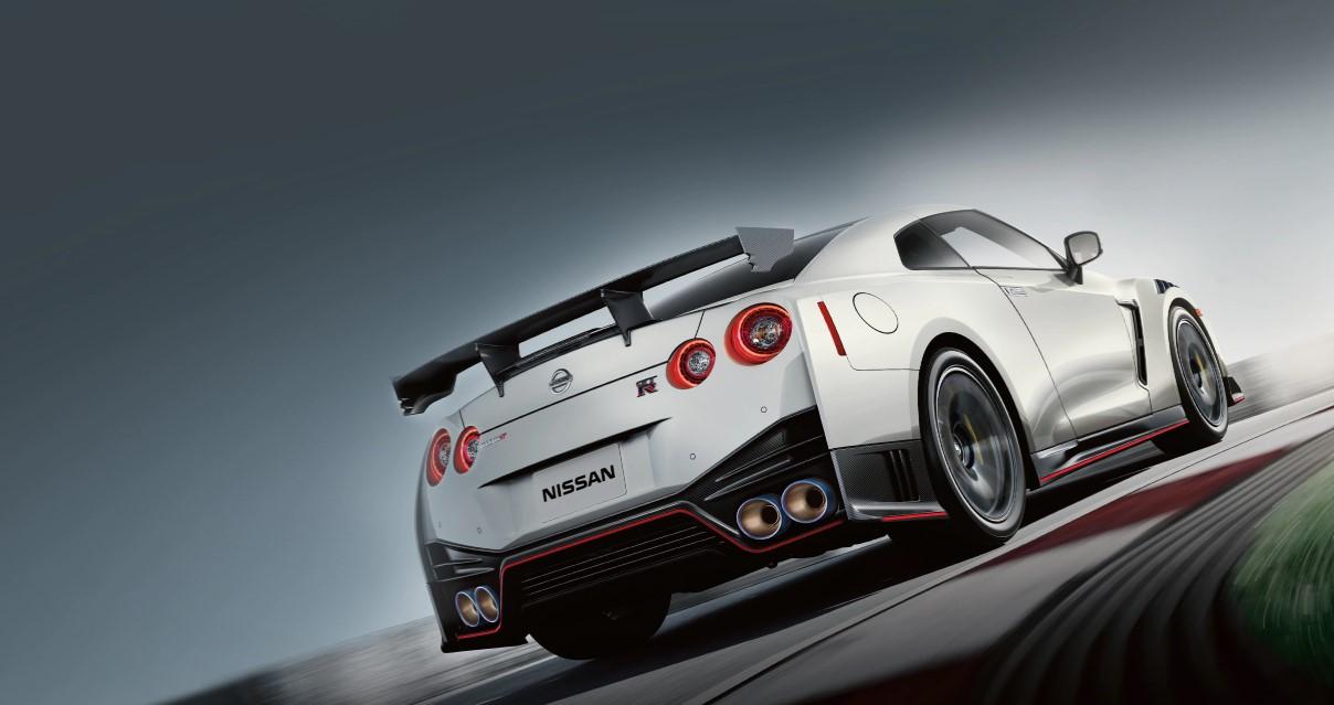 2021 Nissan GTR Nismo Engine