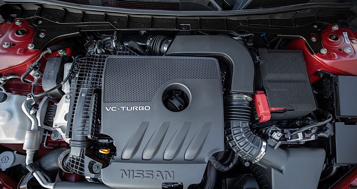 2021 Nissan Maxima Engine