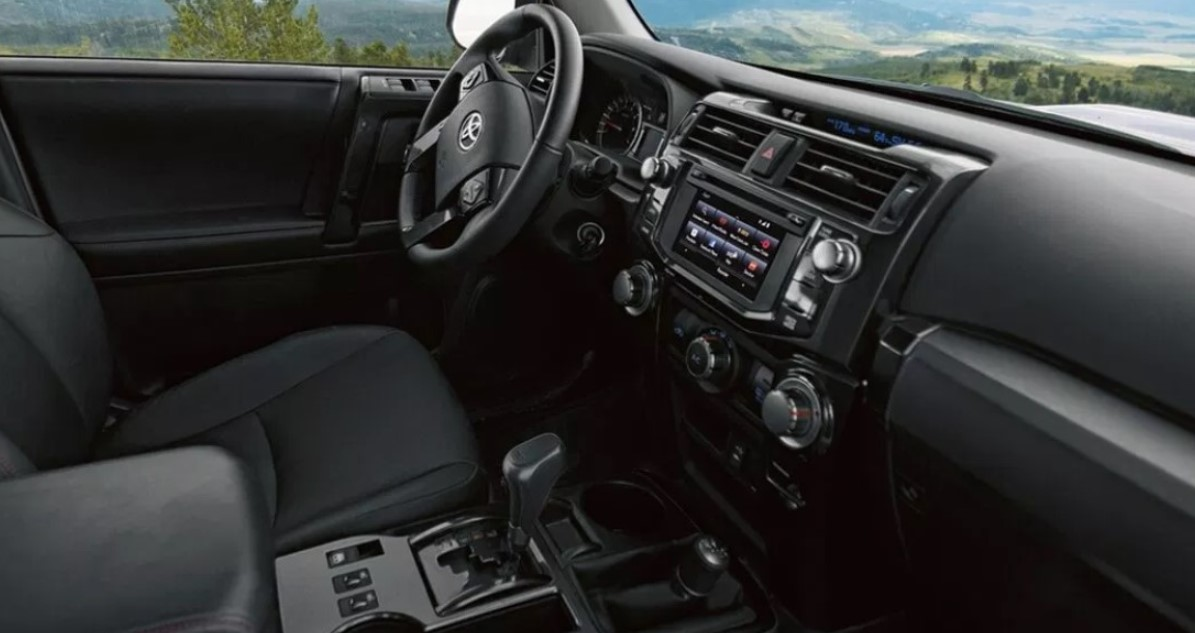 2021 Toyota 4Runner Interior