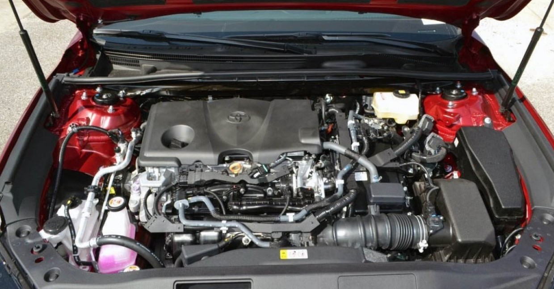 2021 Toyota Avalon Engine