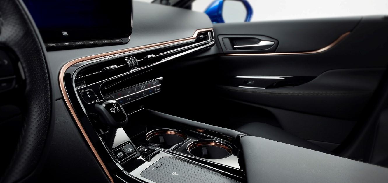 2021 Toyota Aygo Interior