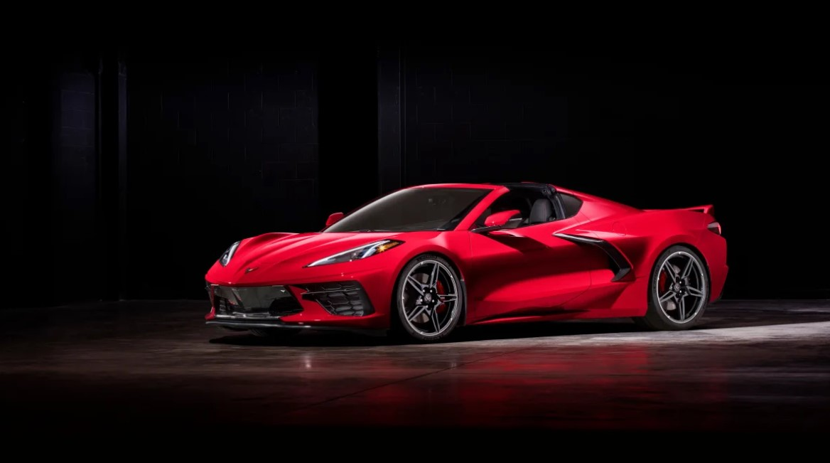 2022 Chevrolet Corvette Z06 Exterior