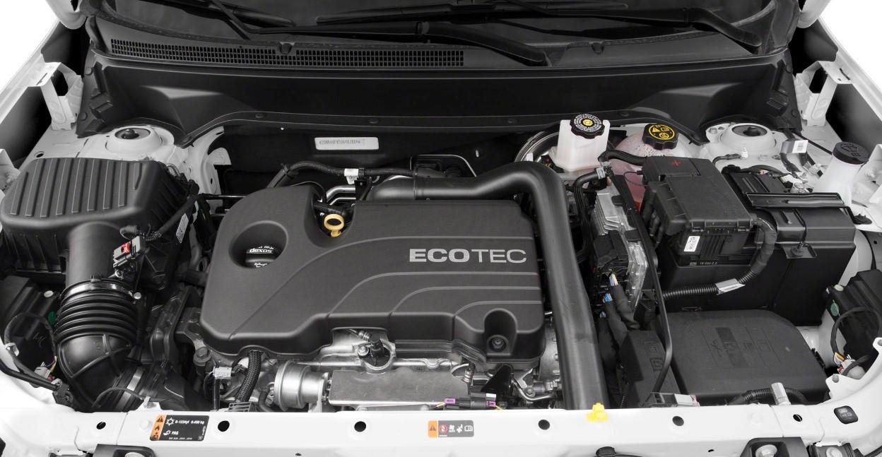 2022 Chevrolet Equinox Engine