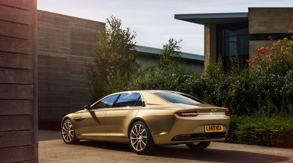 Aston Martin Lagonda 2021 Engine