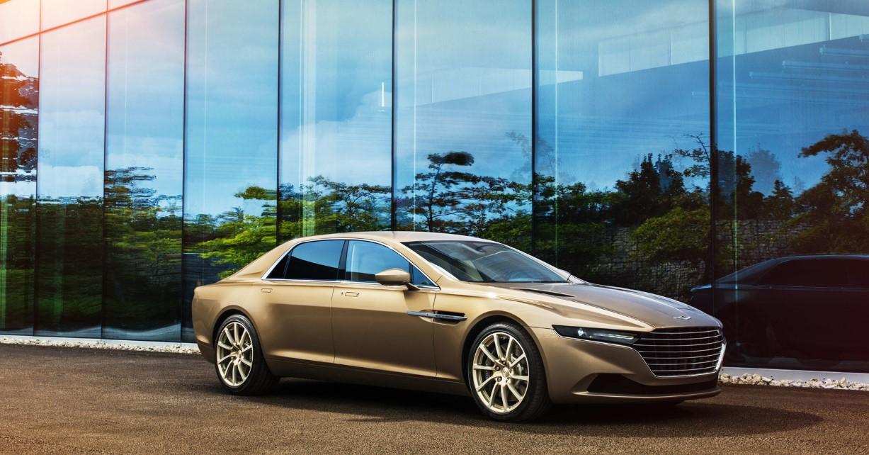 Aston Martin Lagonda 2021 Exterior