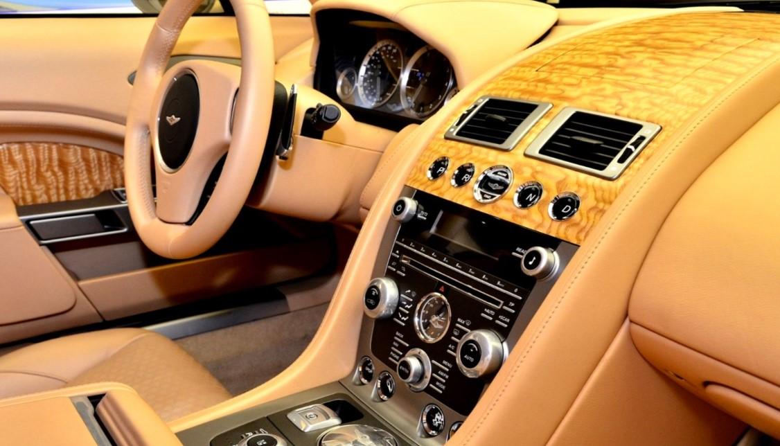 Aston Martin Lagonda 2021 Interior