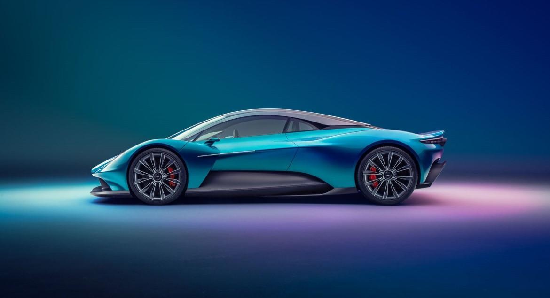 Aston Martin Vanquish 2021 Exterior