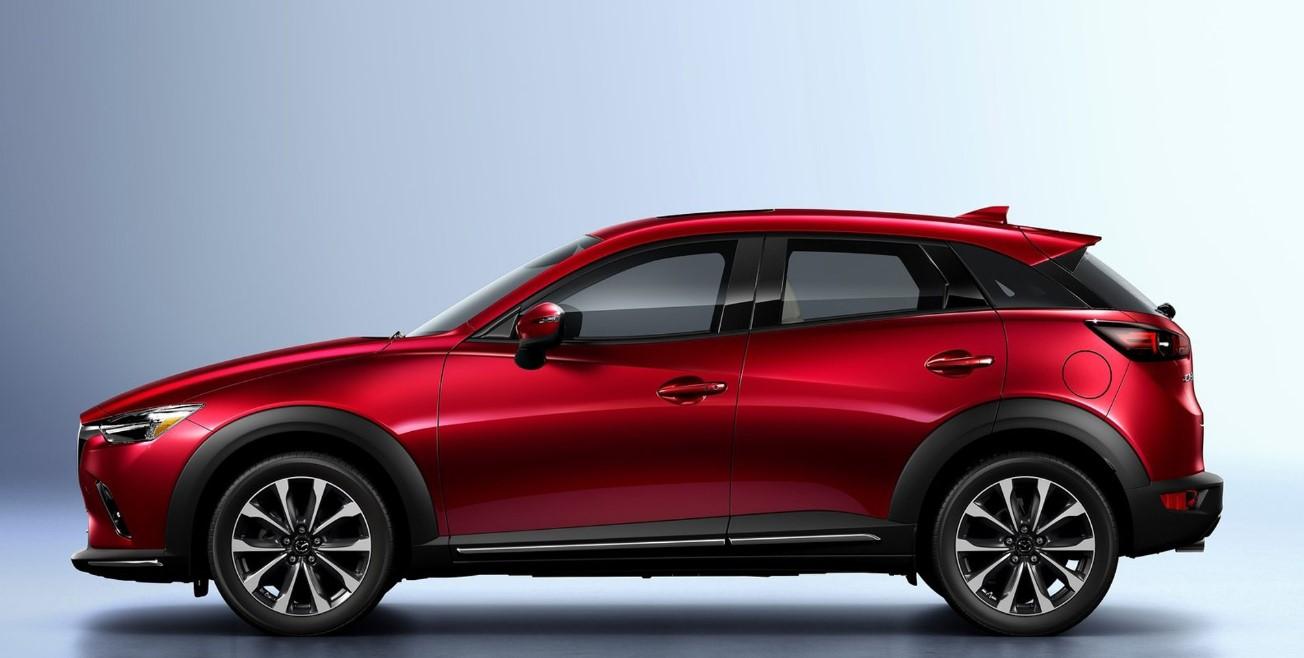 CX 3 Mazda 2020 Exterior