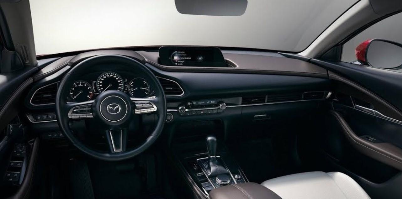 CX 3 Mazda 2020 Interior