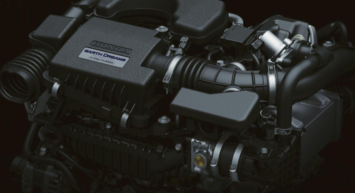 Honda City 2022 Engine