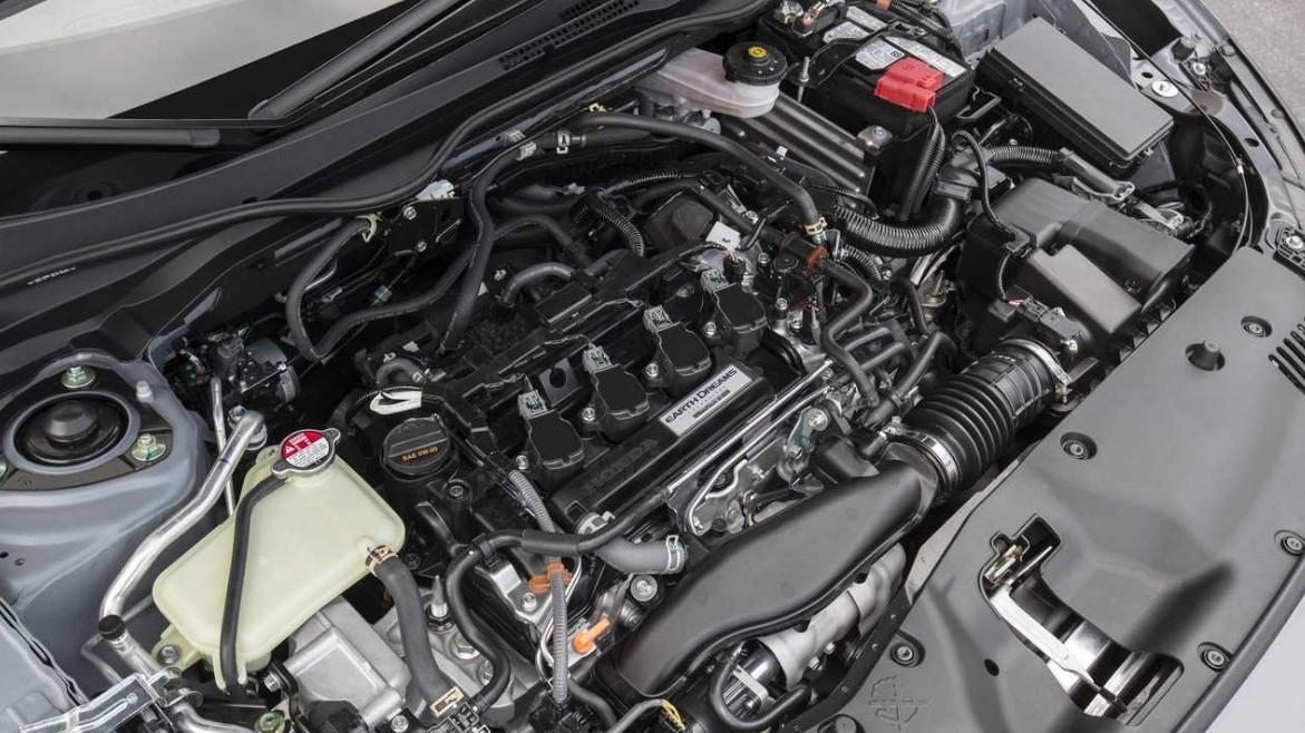 Honda Civic 2022 Engine