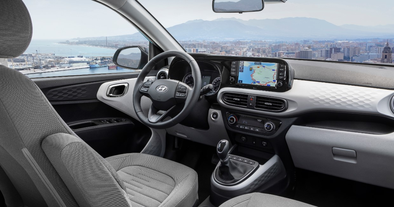 Hyundai I10 2020 Interior