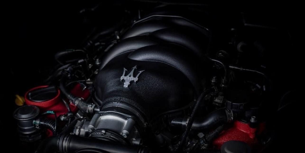 Maserati GranCabrio 2021 Engine