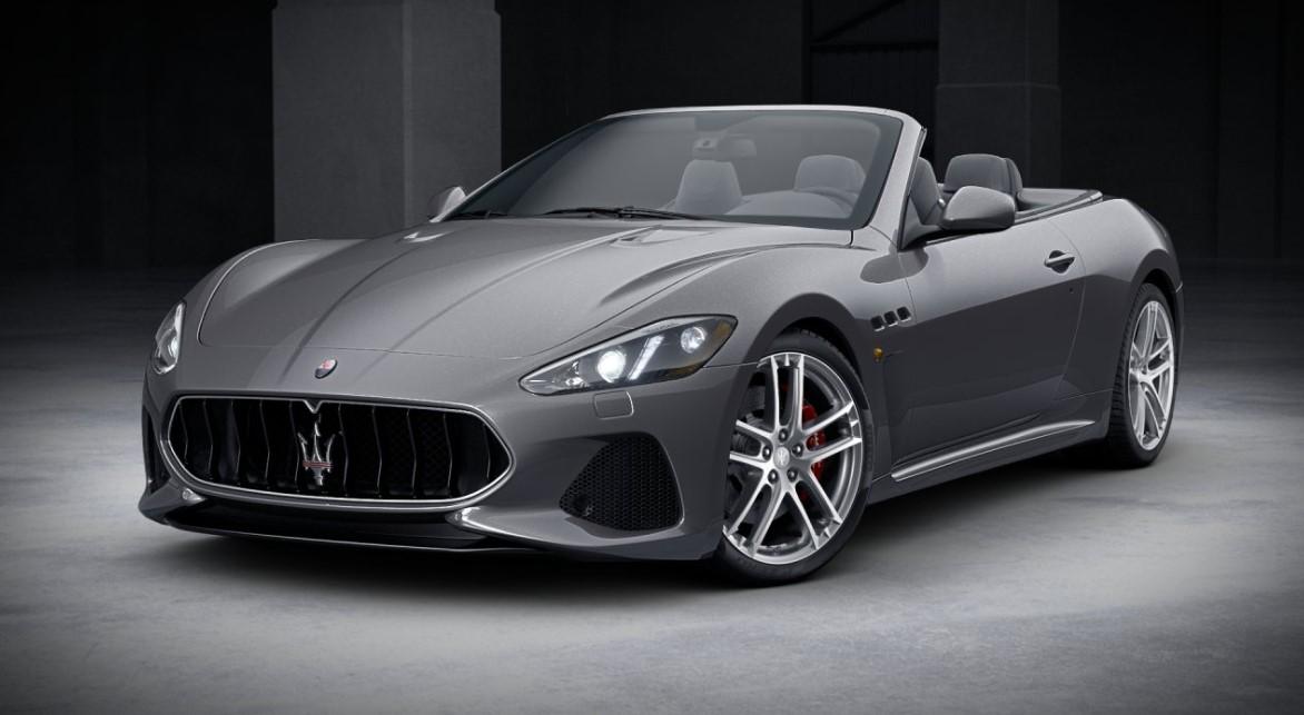 Maserati GranCabrio 2021 Exterior