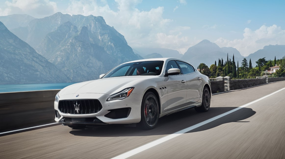 Maserati Quattroporte 2021 Exterior