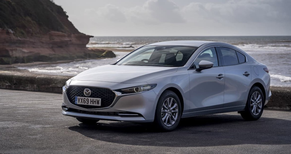 Mazda 3 2020 Exterior