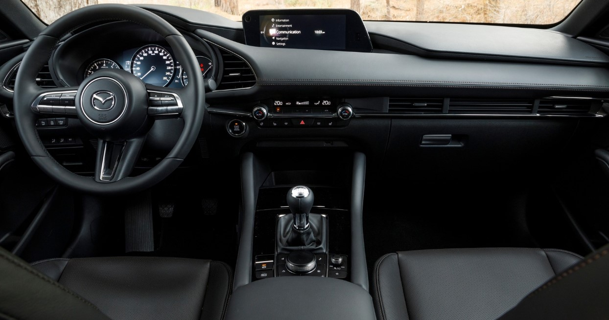 Mazda 3 2020 Interior