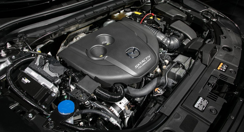 Mazda 6 2020 Engine