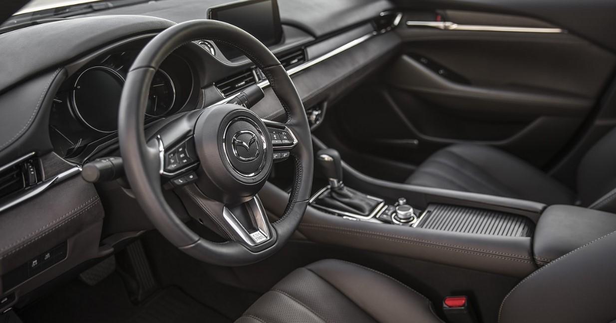Mazda 6 2020 Interior