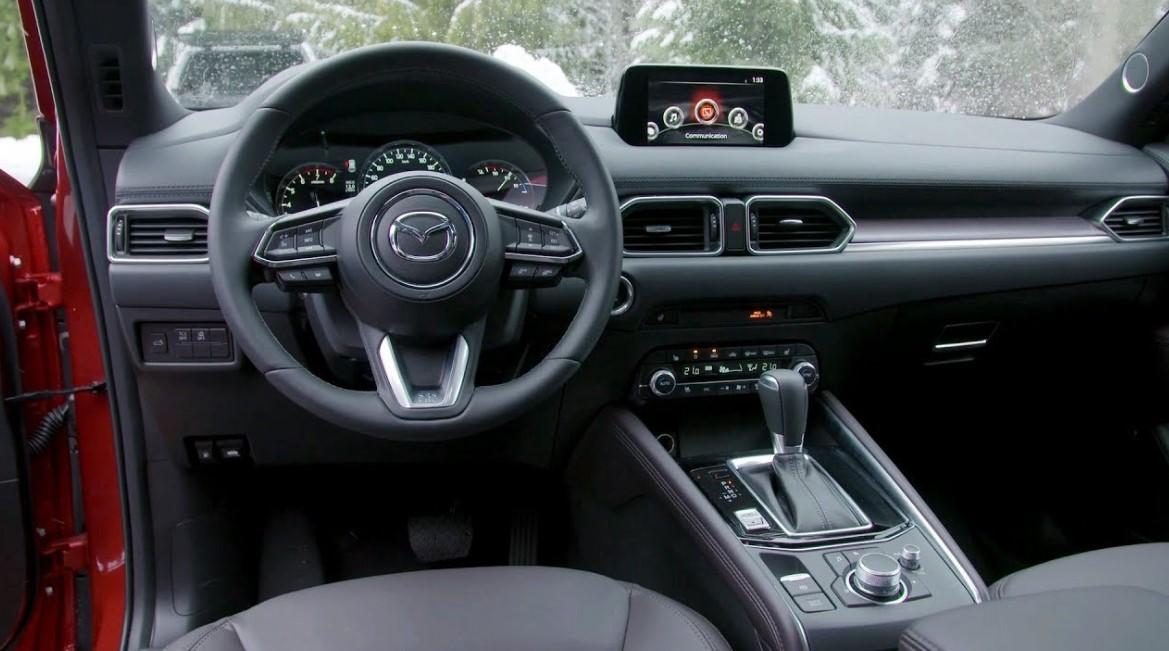 Mazda CX 5 2020 Interior