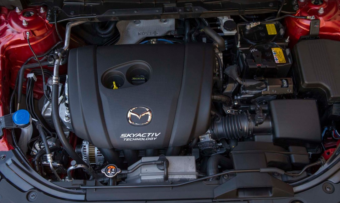 Mazda CX 5 2021 Engine