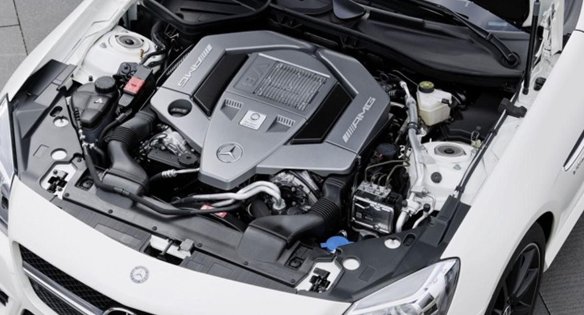 Mercedes SLK 2021 Engine