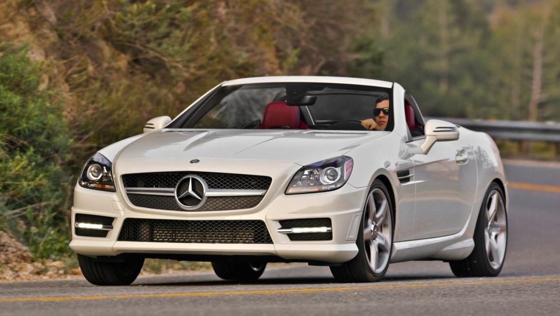 Mercedes SLK 2021 Exterior
