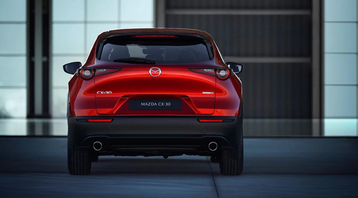 2020 Mazda CX 30 Engine