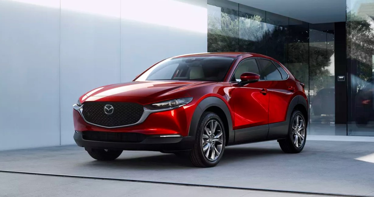 2020 Mazda CX 30 Exterior