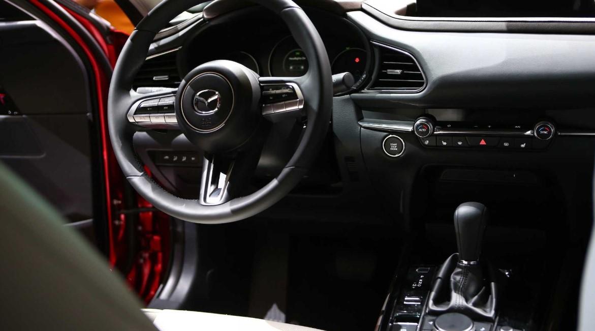2020 Mazda CX 30 Interior