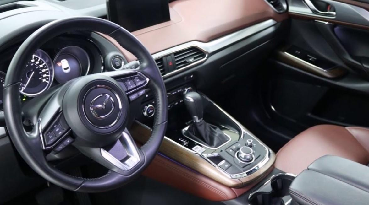 2020 Mazda CX 8 Interior