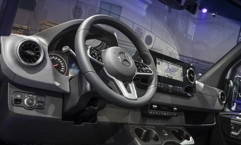 2020 Mercedes-Benz Sprinter Interior