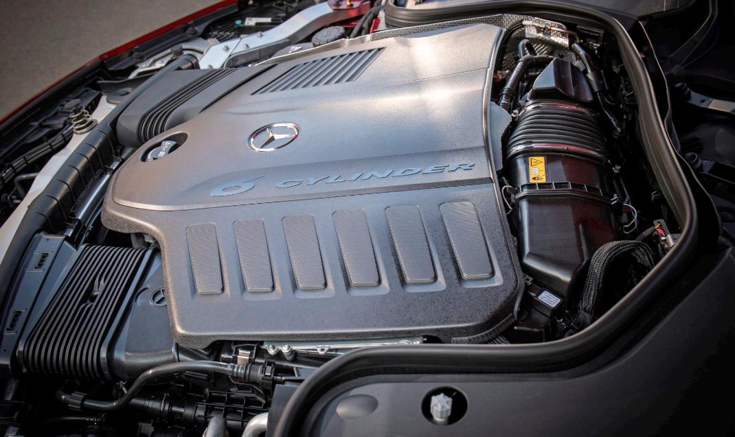 2020 Mercedes CLS Engine