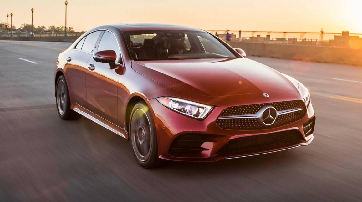 2020 Mercedes CLS Exterior