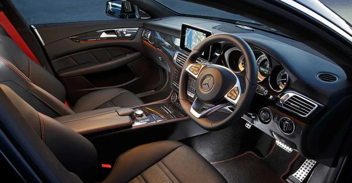 2020 Mercedes CLS Interior