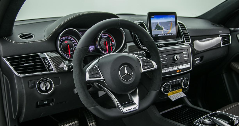 2020 Mercedes GLS 63 AMG Interior
