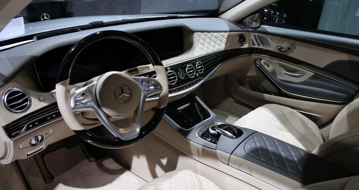 2020 Mercedes S Class Interior