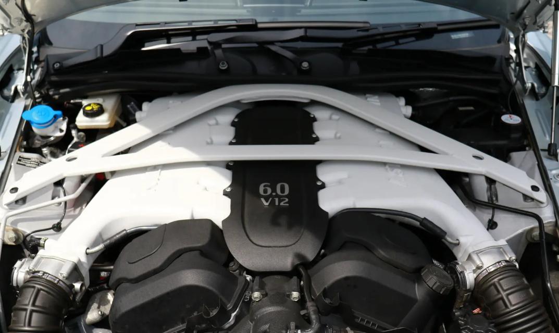 2021 Aston Martin Rapide Engine