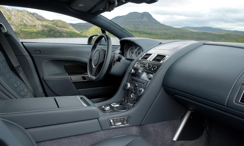 2021 Aston Martin Rapide Interior