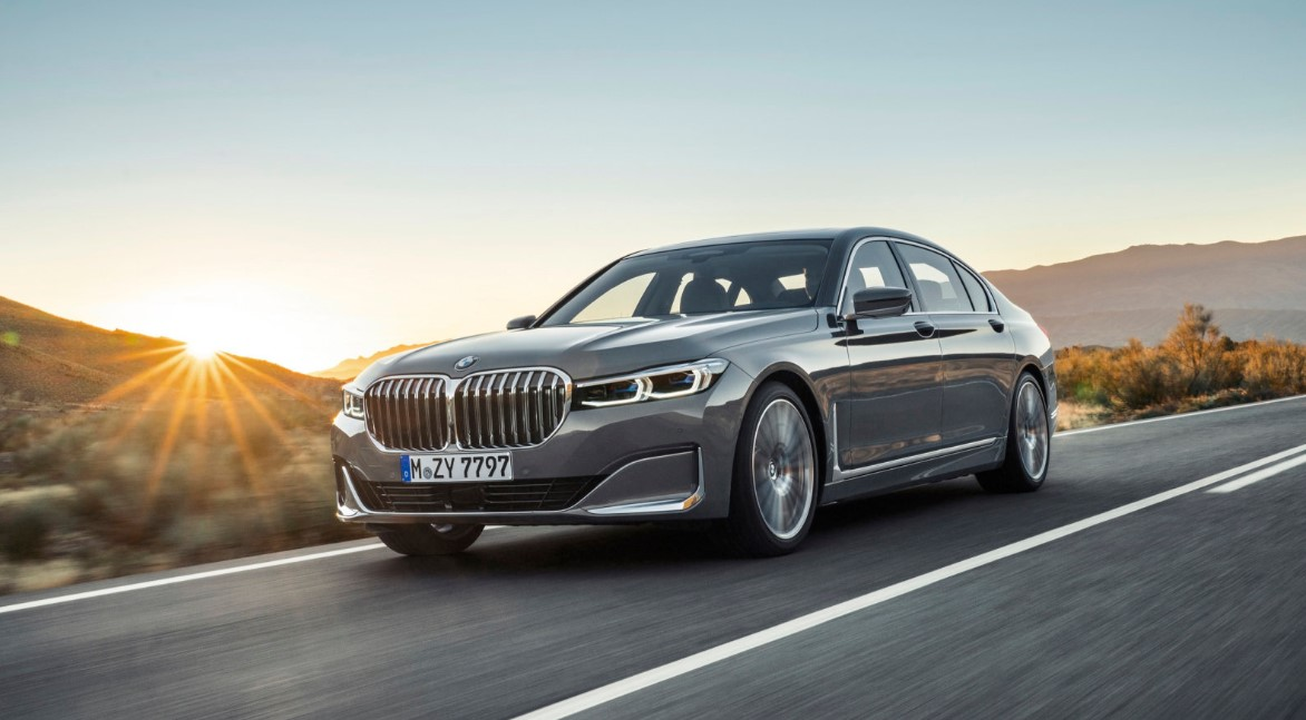 2021 BMW 5 Series Exterior
