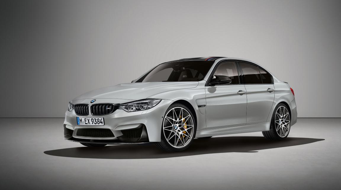 2021 BMW M3 Exterior