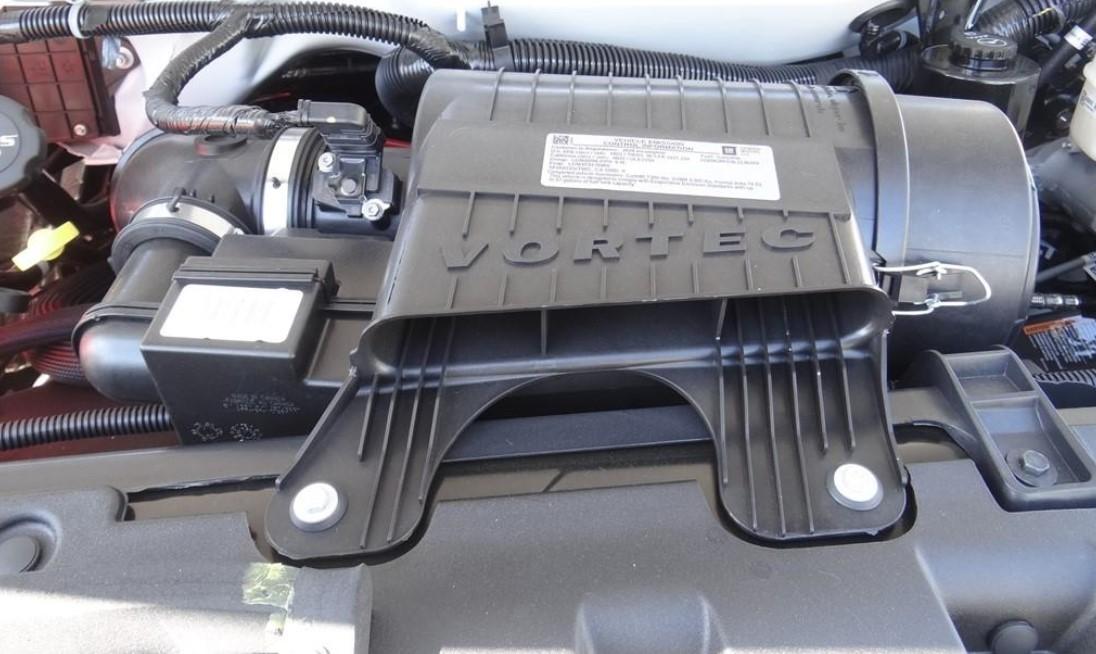 2021 Chevrolet Express Engine