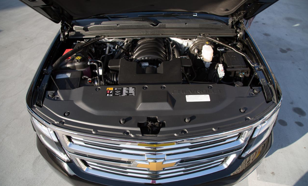 2021 Chevrolet Tahoe Engine