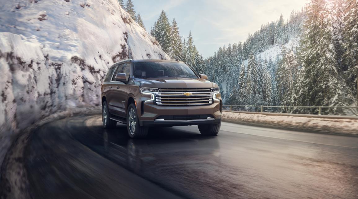 2021 Chevrolet Tahoe Exterior