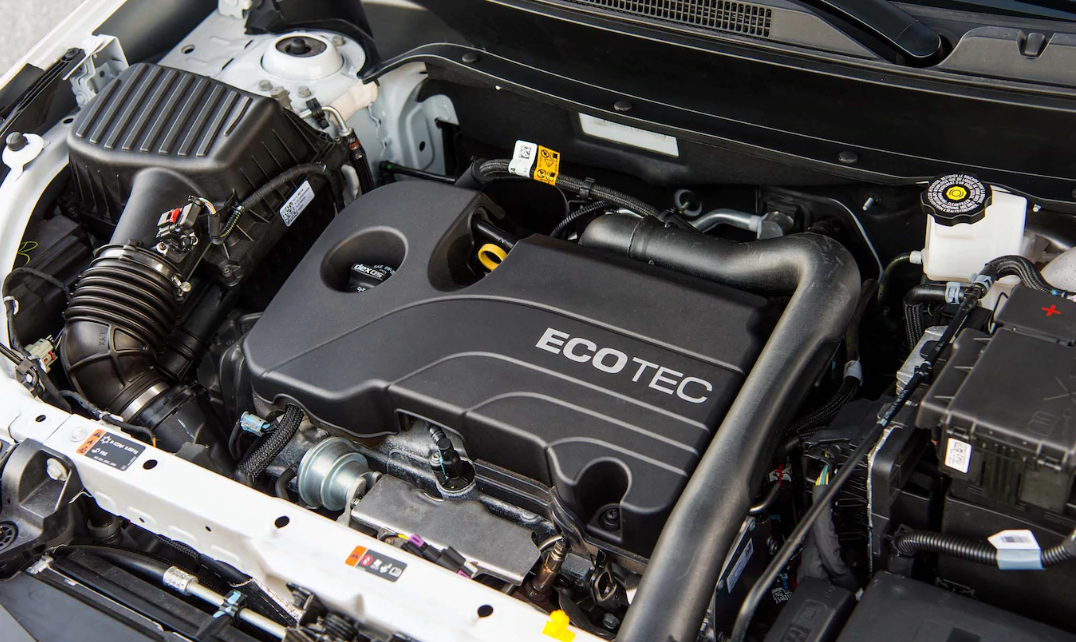 2021 Chevy Equinox Engine